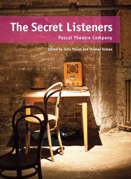 The book of The Secret Listeners is now available
